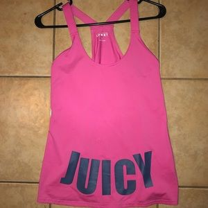 Juicy couture sport tank